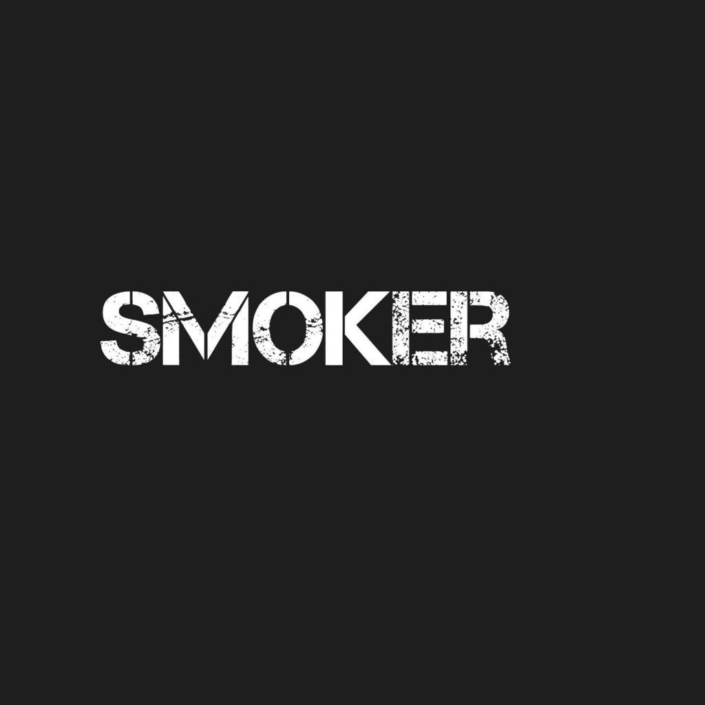 smoker text png