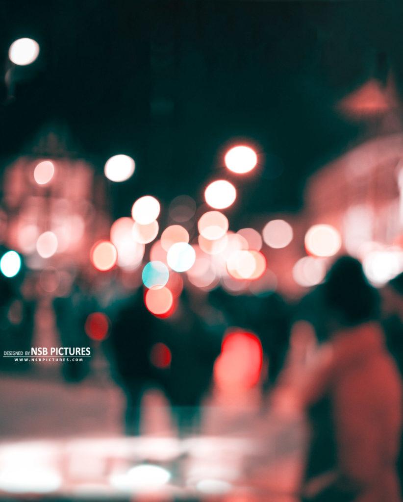 night light effect editing