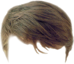 Real Hair Style Png Download Hair Png For Picsart And