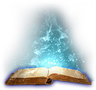 magic magical books transparent episode backgrounds hd tattoo manifestation effect guide format quantum code shutterstock arts name discover