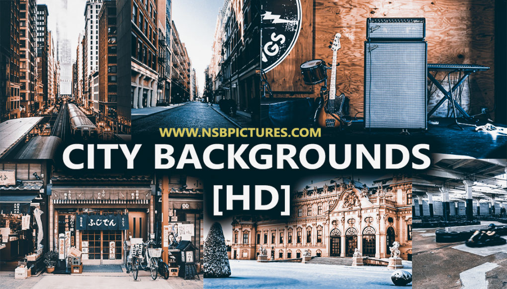 Top City Background Hd Images For Photoshop - 3D WALL