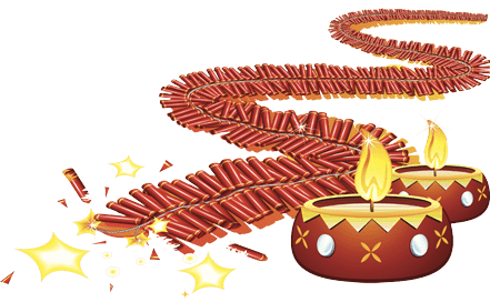 diwali crackers png