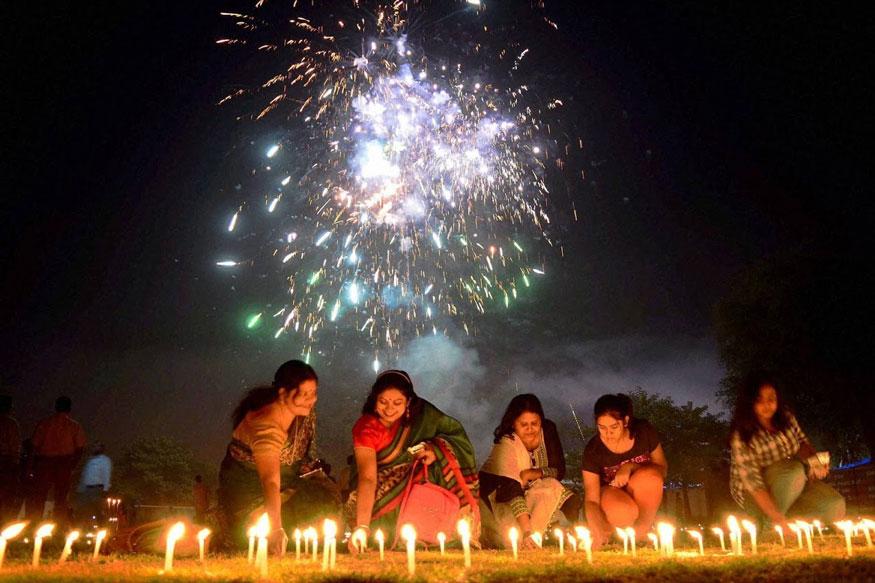 Diwali Pataka And Festival Celebration: Diwali Editing Backgrounds Download