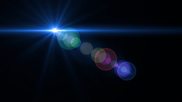 lense flares overlay png 5