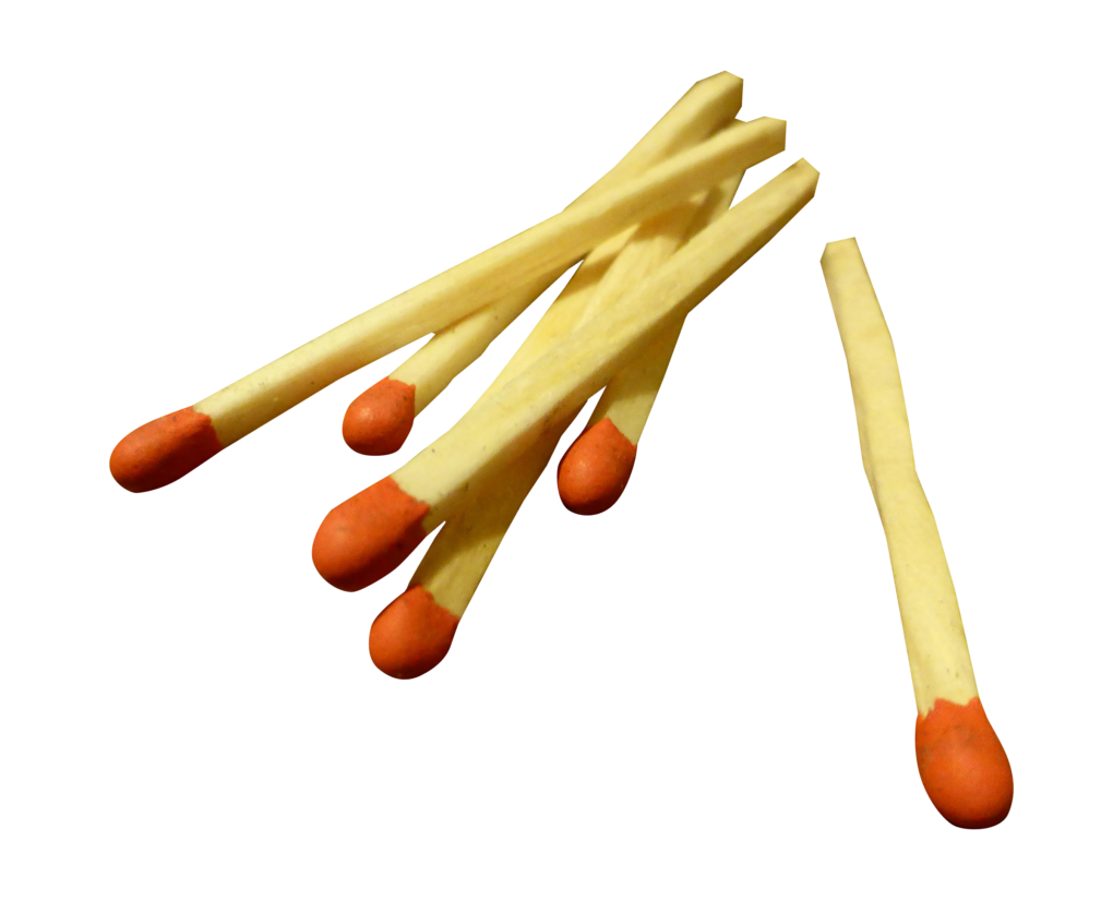 match sticks png