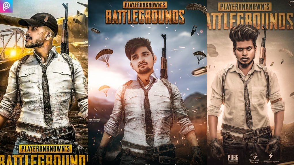Pubg Hd Graphics Tool Apk: Pubg Poster Editing Background And Png Download