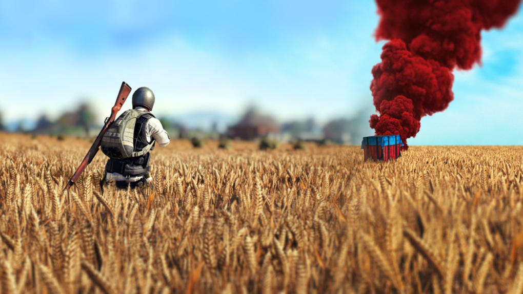 Pubg Hd Background Wallpaper