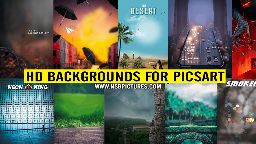 Picsart editing backgrounds hd images