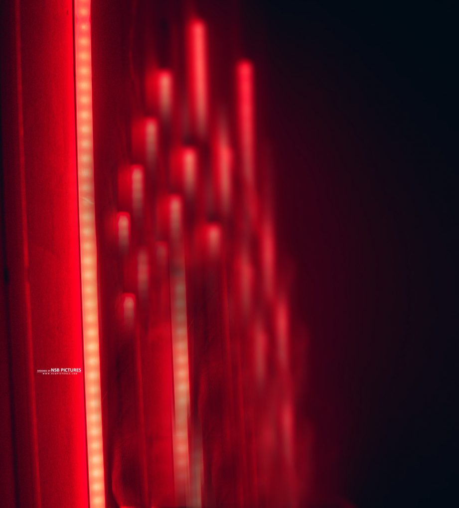 red lights nsb background