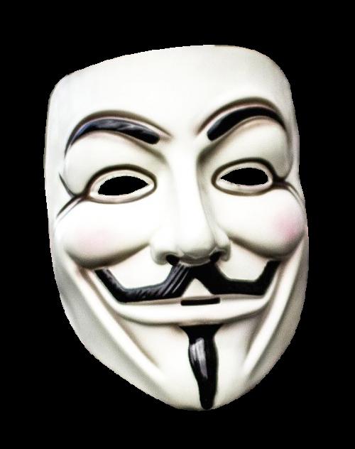 Devil face mask png