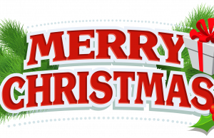 christmas text png