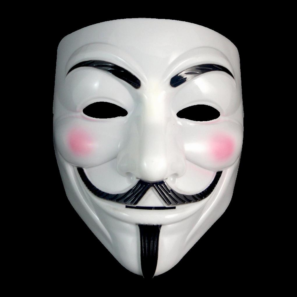 Maska Guya Fawkesa – Wikipedia, wolna encyklopedia   Anonymous Hackers Mask Png