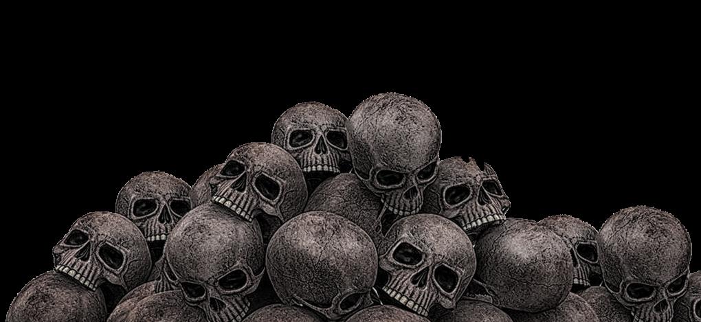 skull head png