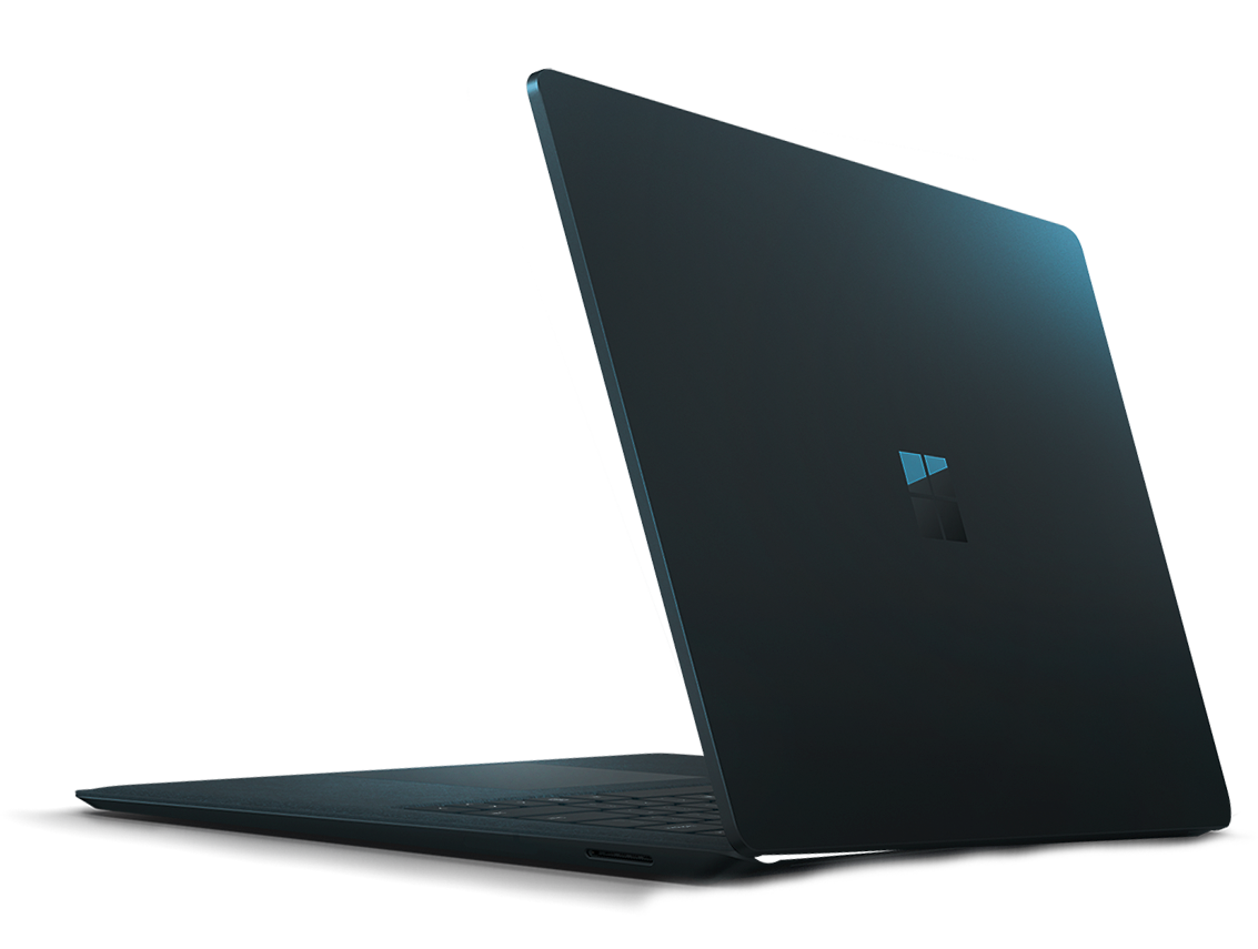 blue laptop png