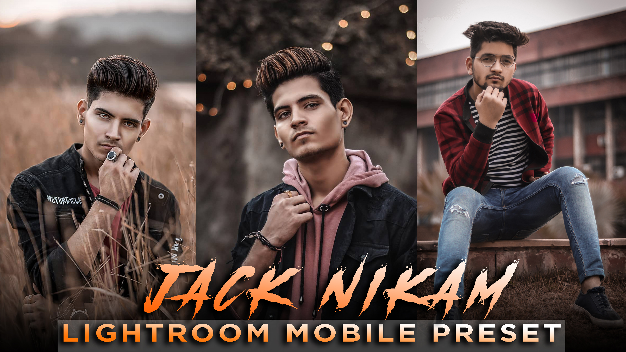 jack nikam lightroom mobile presets download - FREE