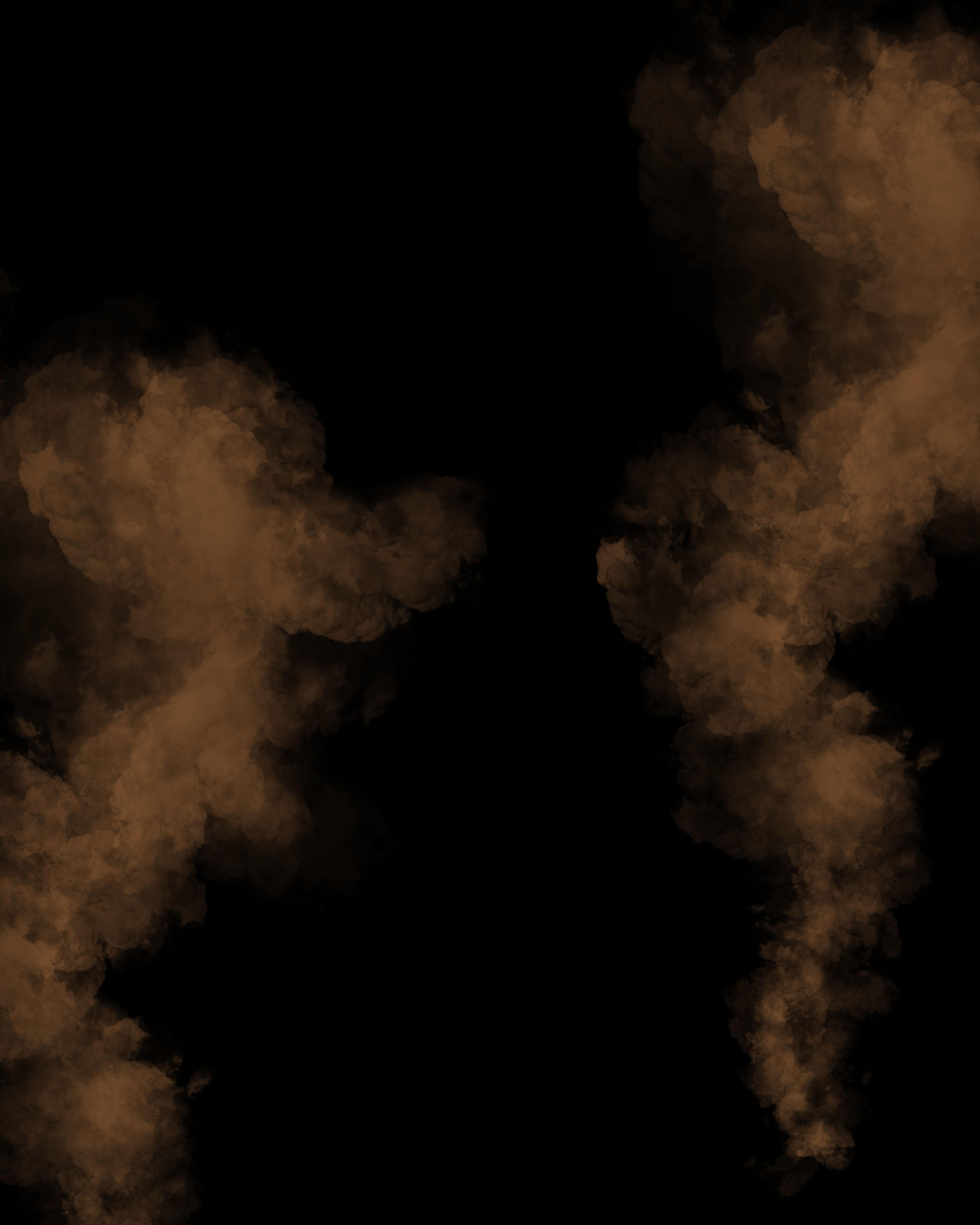 red smoke png