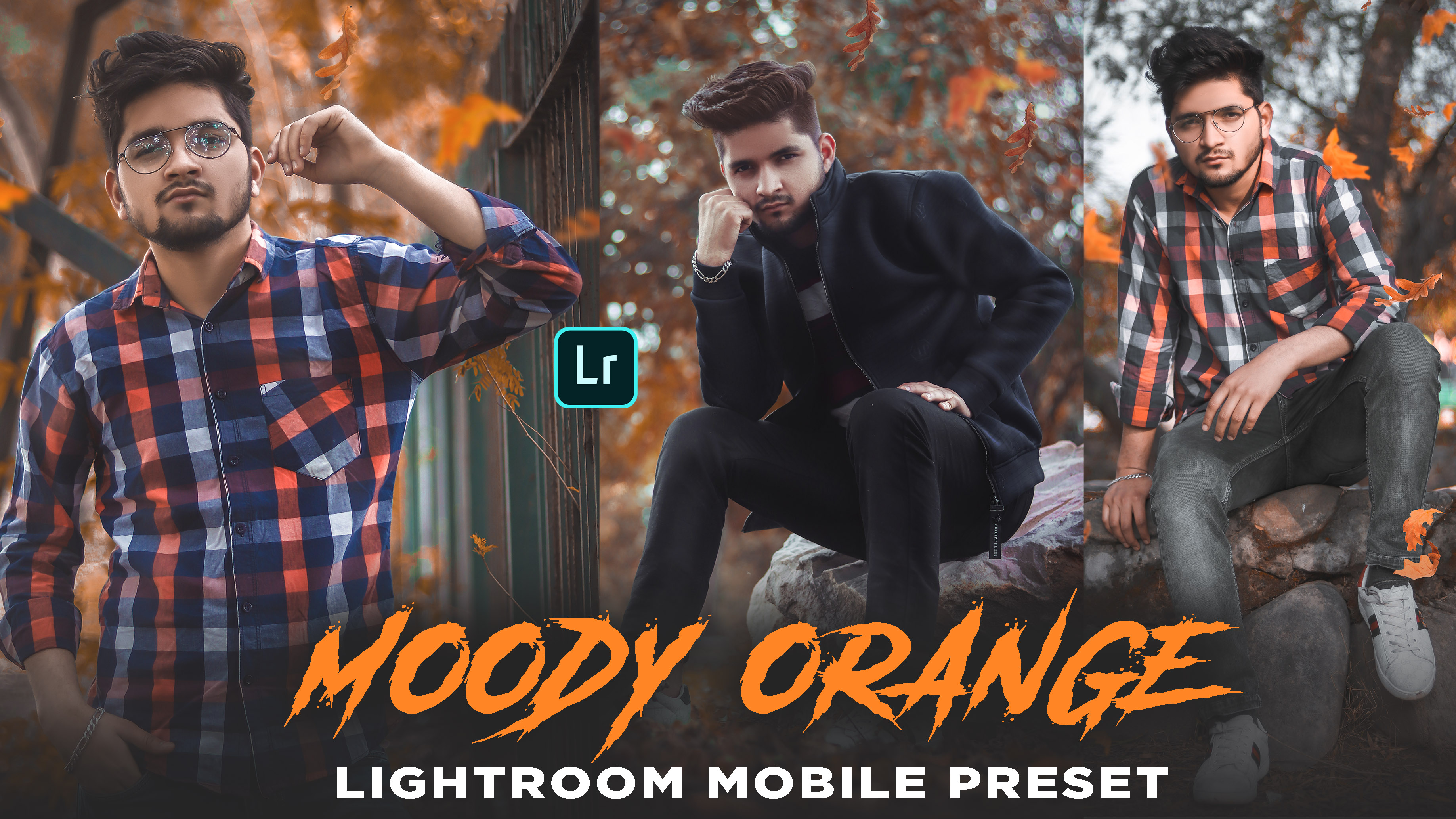 moody orange lightroom preset download - FREE lightroom