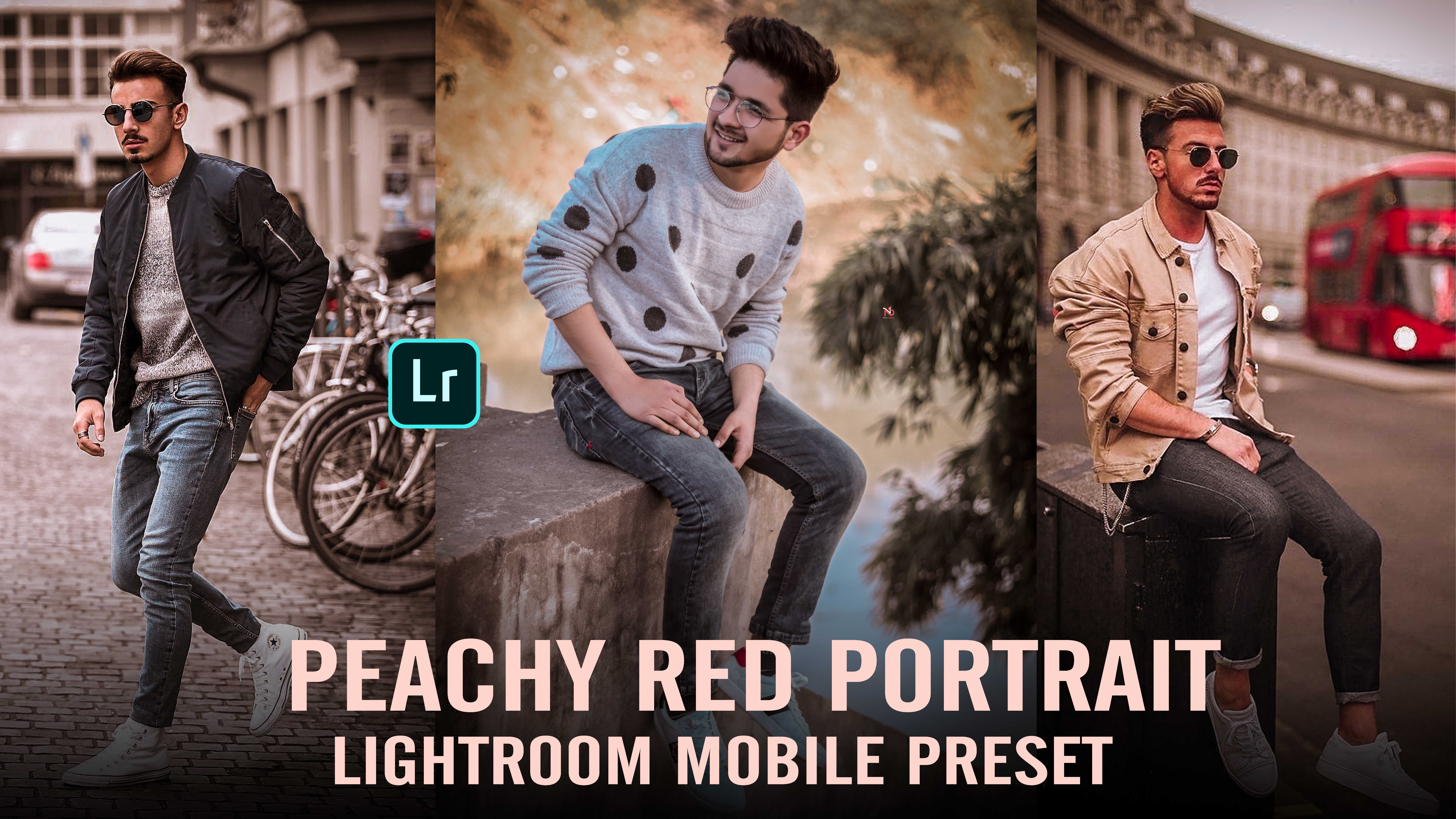 peachy red lightroom preset download - FREE lightroom preset download