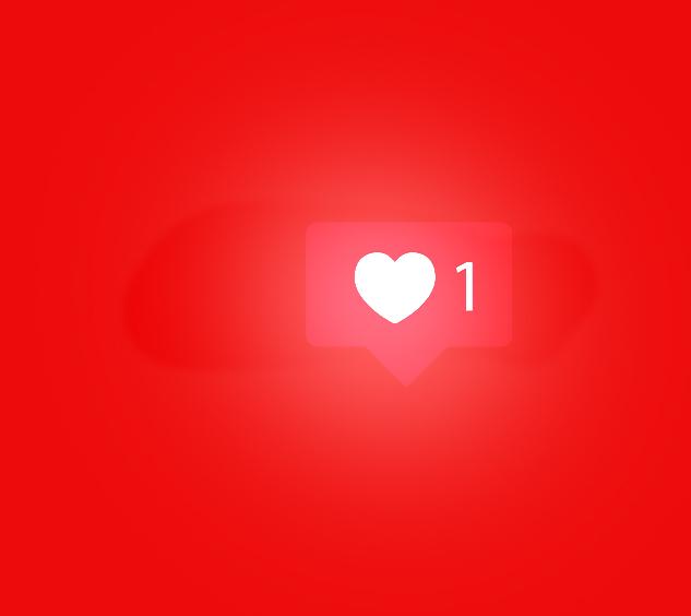 instagram heart png