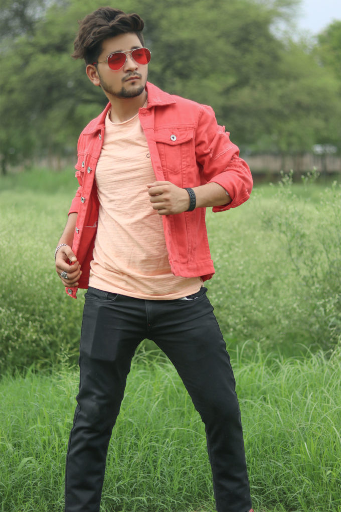 neeraj sharma new photo