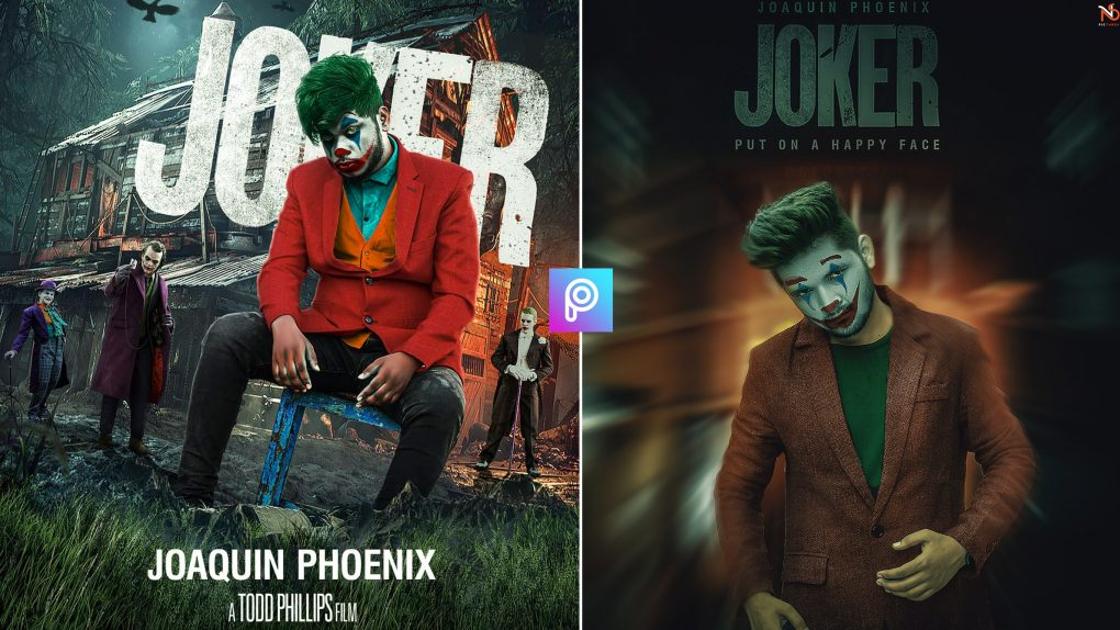 Joker Concept Photo Editing Backgrounds And Png Download Free