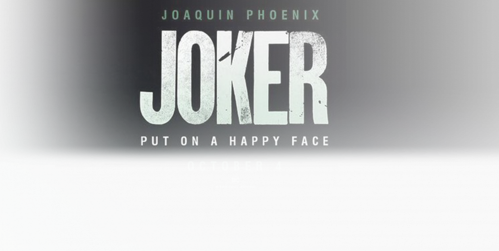 joker movie text png