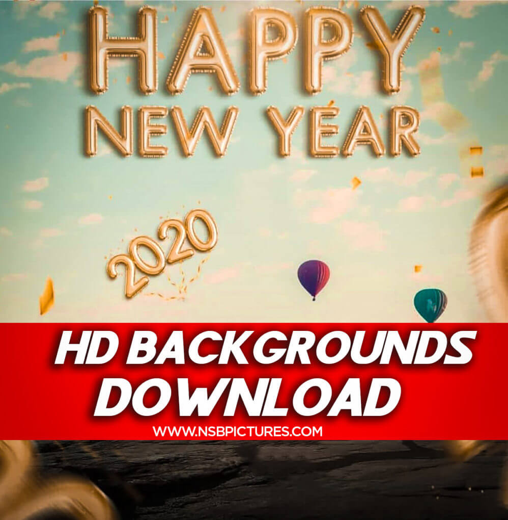 Happy New Year 2020 Backgrounds Download Full Hd New