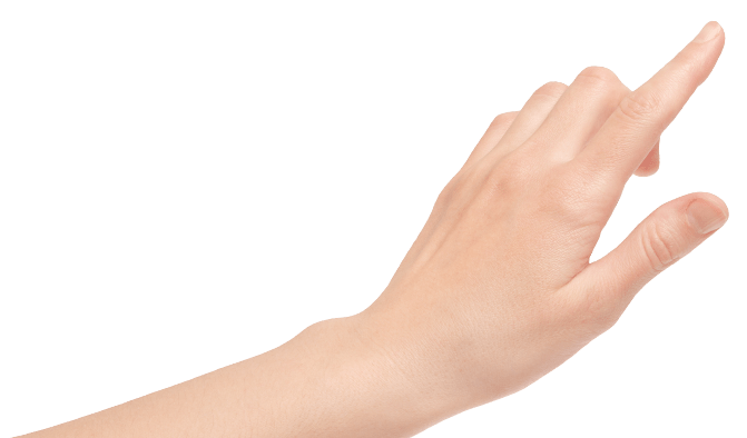 Hand png image transparent 7