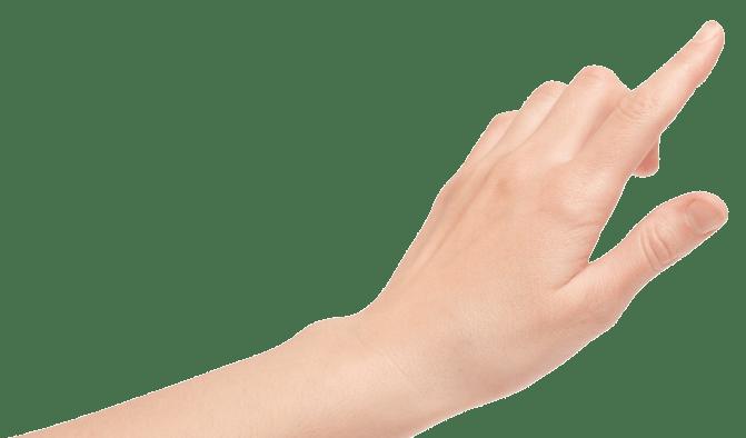Hand png image transparent 7