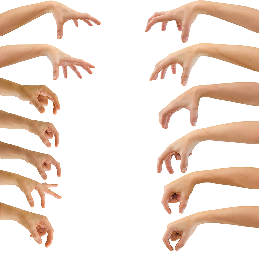 Hand png image transparent 8