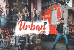 urban tone lightroom preset