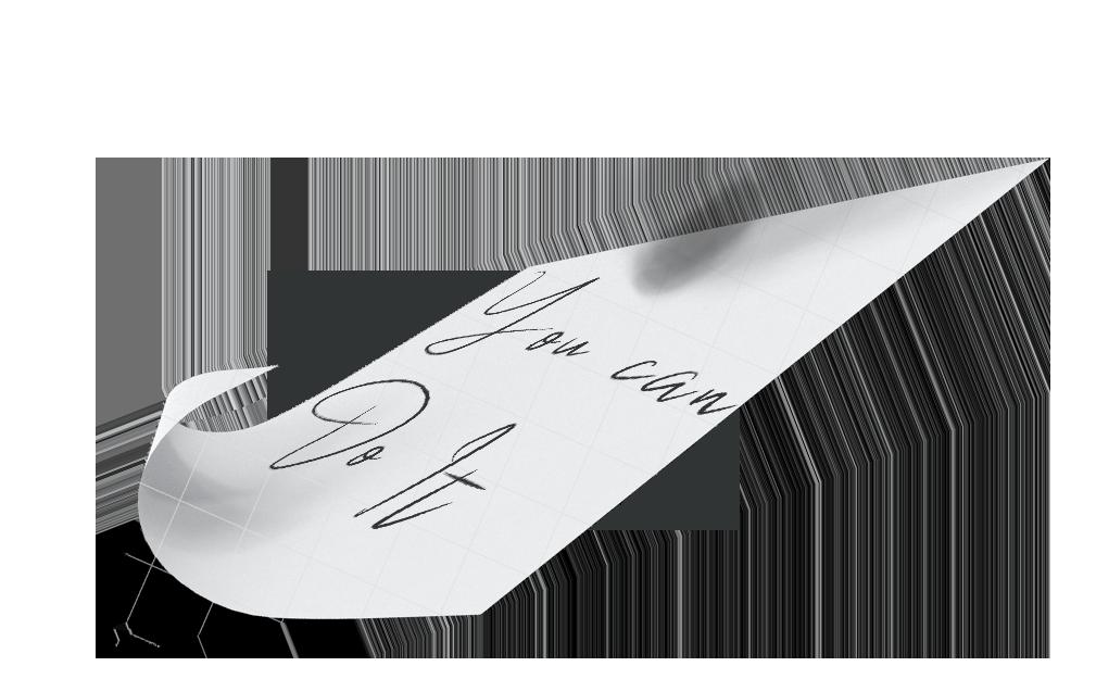 single plain paper png