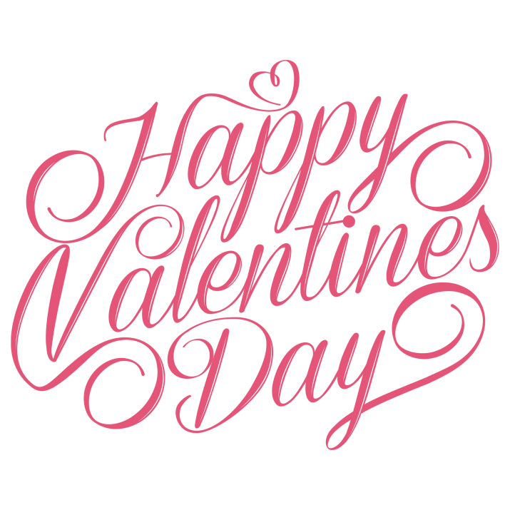 Valentines day text png image transparent 5
