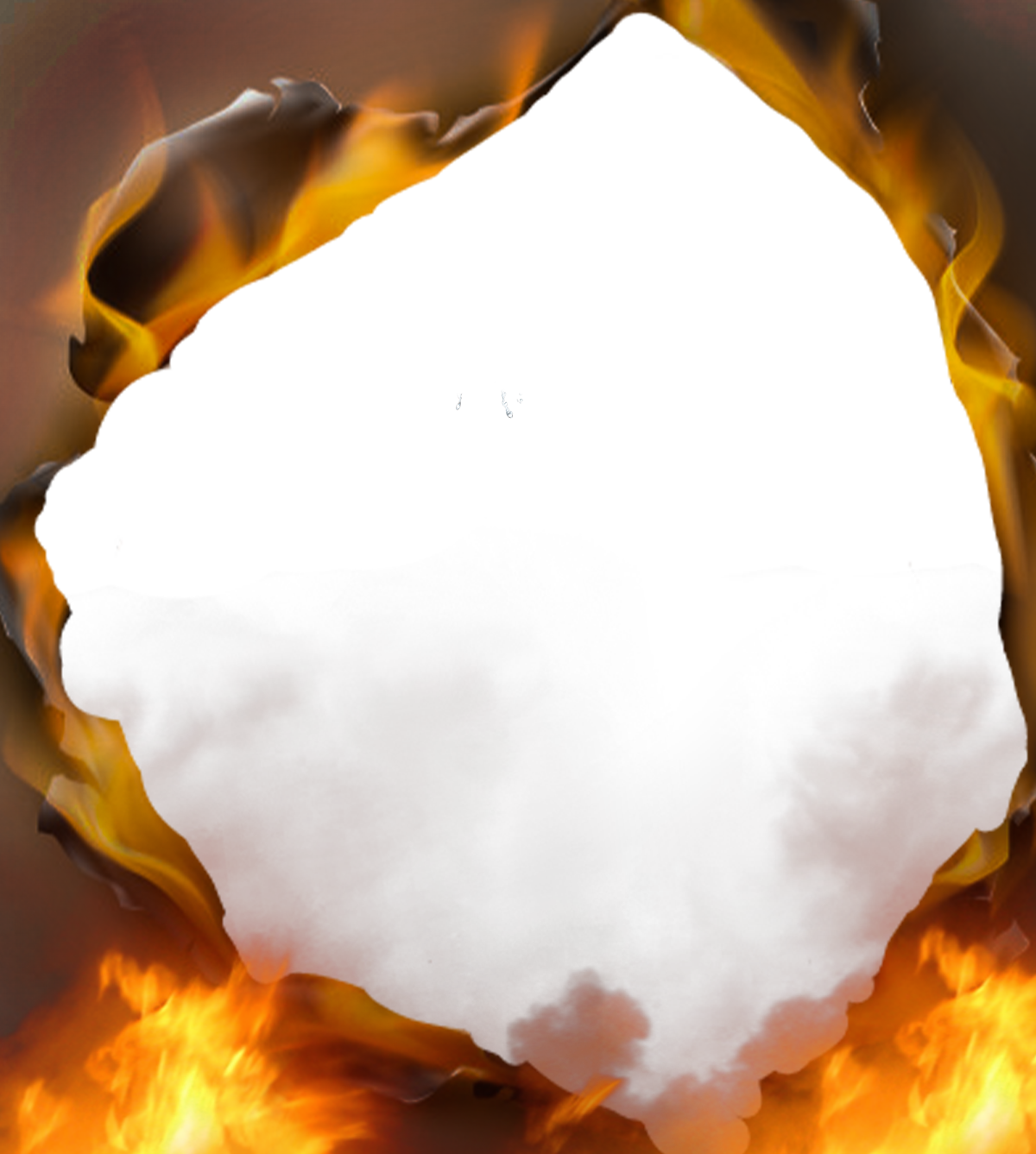 torn paper burned png 1