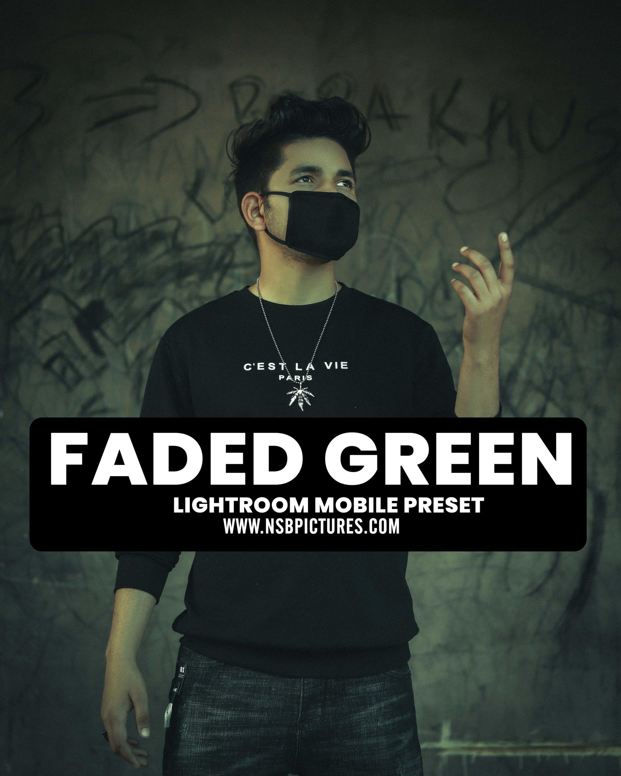 NSB FADED GREEN PRESET