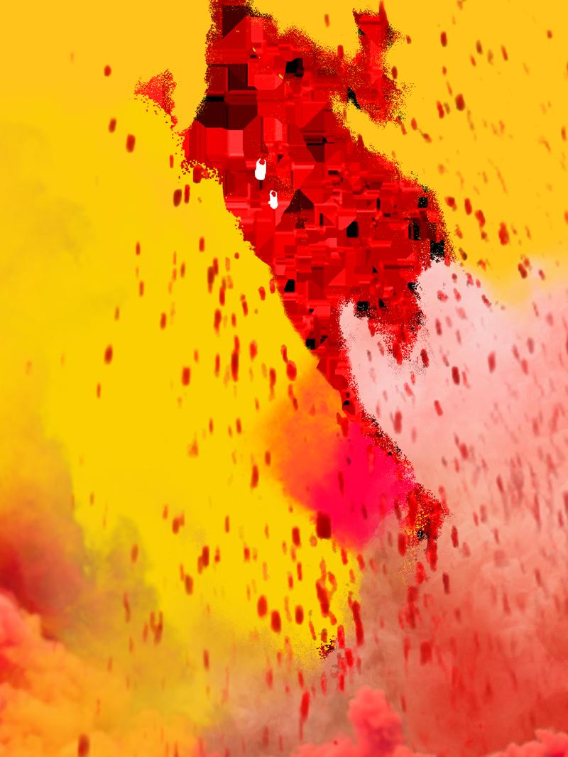 color splash obverlay png