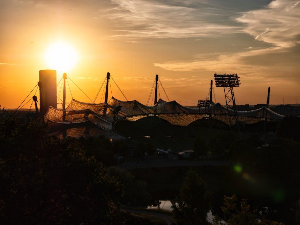 sunset hd background photos 15