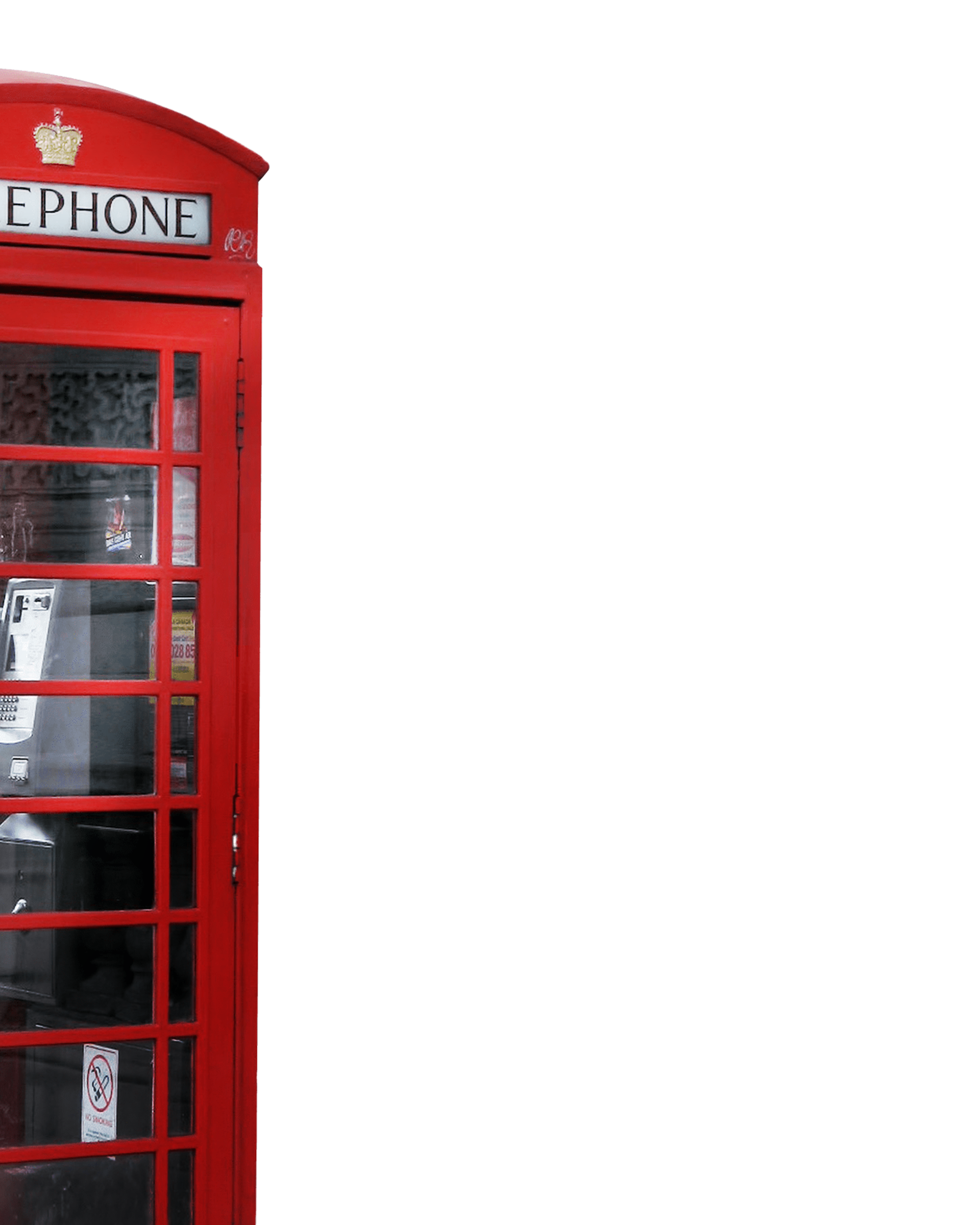 telephone both png