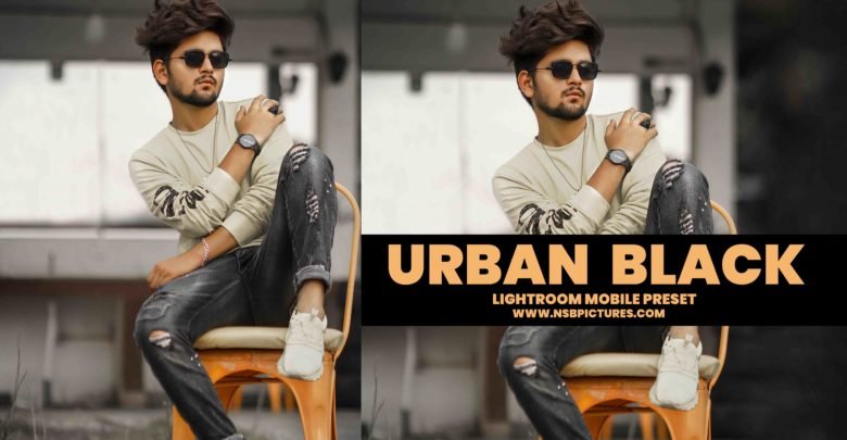 NSB Urban Black preset 1