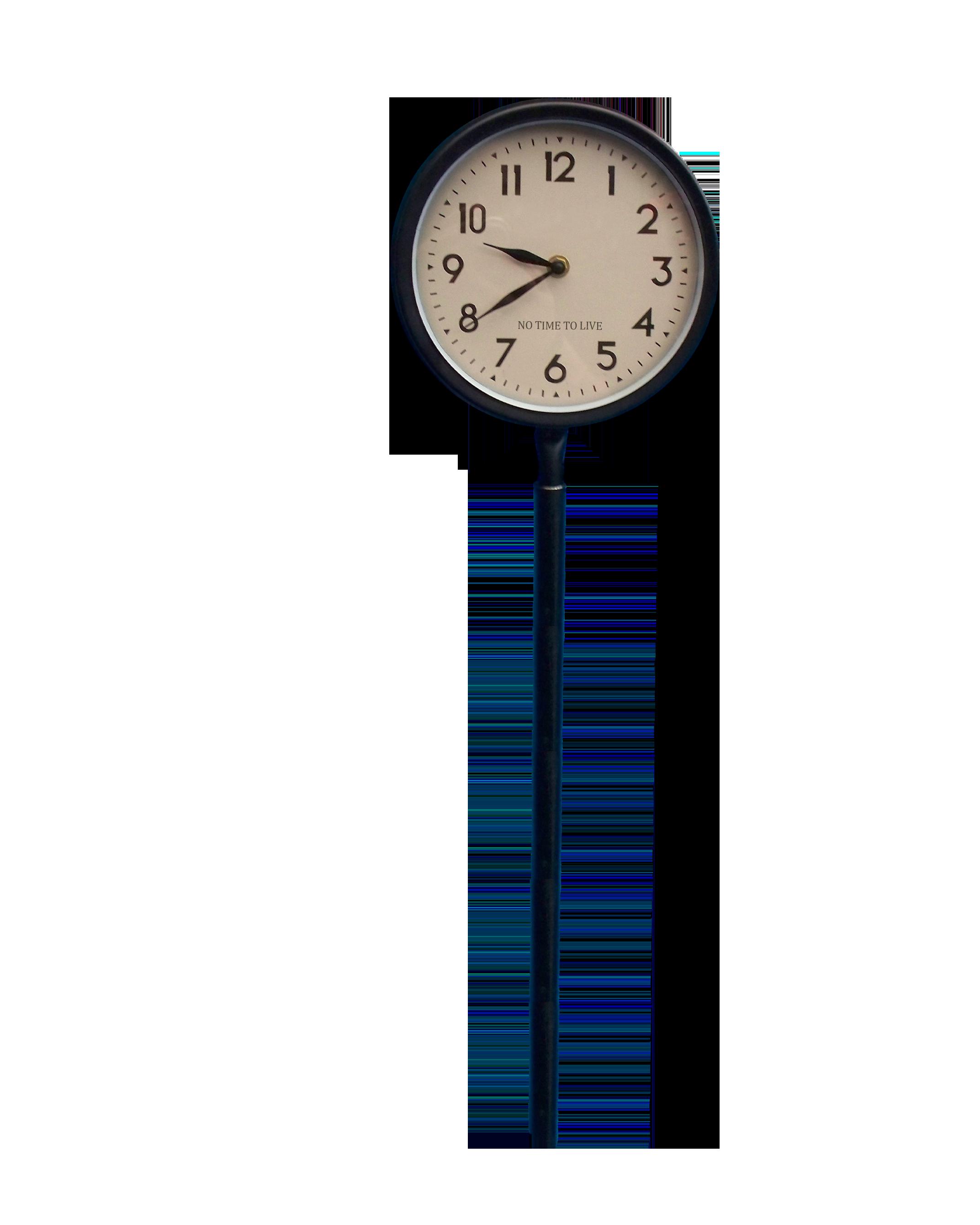 garden clock png