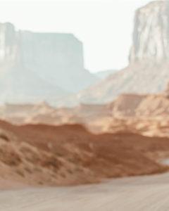 Barren Land Desert Background
